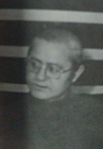 P. Gregorio Argüello. Director (1974-1978)
